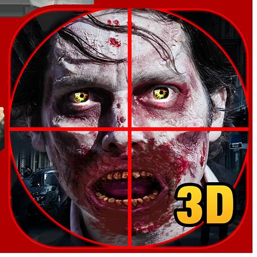 Cecchino di zombie tiro 3D