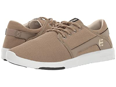 etnies Scout (Tan/White/Black) Men