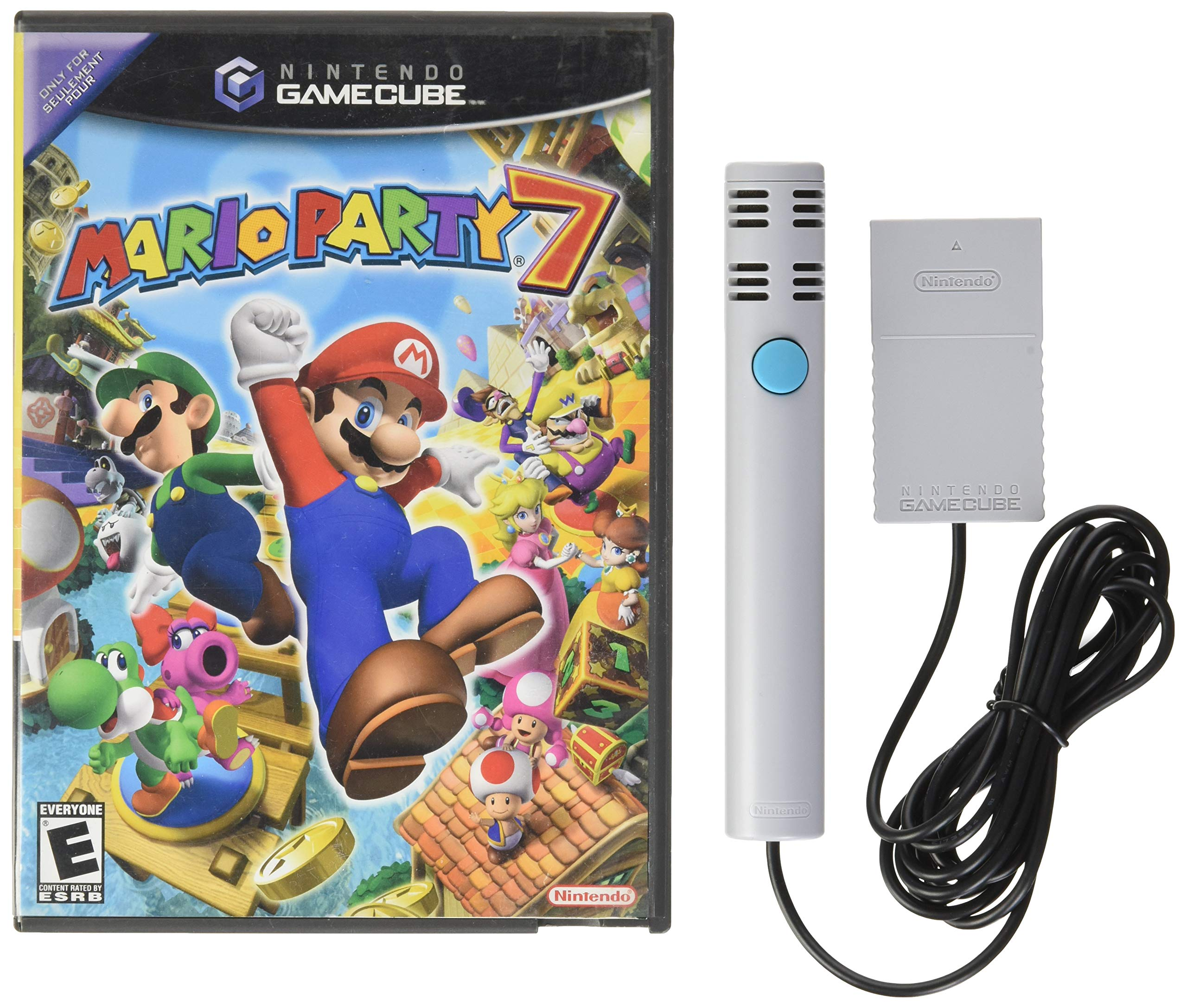 Amazon Com Mario Party 7 Artist Not Provided Video Games