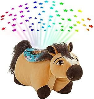 "Pillow Pets NBCUniversal Spirit Riding Free Sleeptime Lite 11"" Stuffed Animal Plush Nightlight"