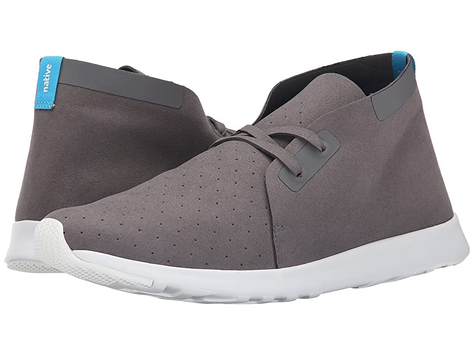 Native Shoes Apollo Chukka (Dublin Grey/Shell White/Shell White Rubber) Shoes