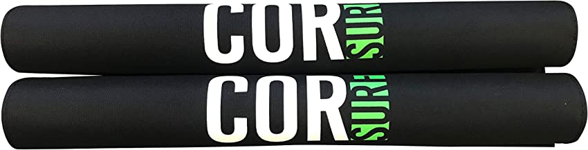 Round Crossbar Surfboard Longboard Kayak SUP Surf Roof Rack Pads 19 and 28 Inch (19)