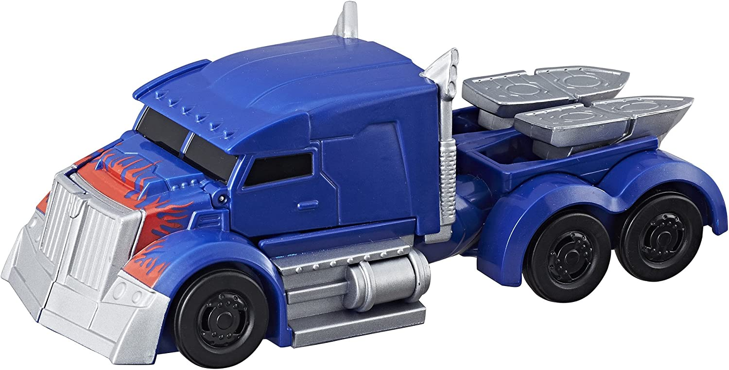 TRANSFORMERS Allspark Tech Starter Pack Optimus Prime Micro Toys Electronic