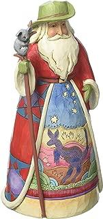 Jim Shore for Enesco Heartwood Creek Australian Santa Figurine, 7-Inch