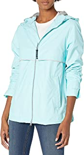 Charles River Apparel Women's New Englander Waterproof Rain Jacket