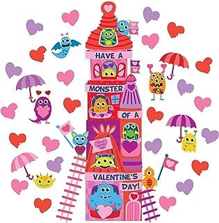 EUREKA Valentine's Day School and Classroom Door Décor Kit, 44pc