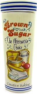Lenox Baker's Dozen Storage Canisters,fine Porcelain,1995 (Brown Sugar The Alternative Choice)