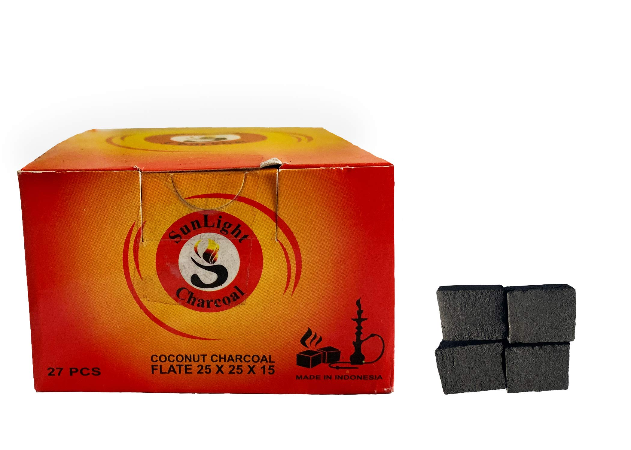 Sunlight Charcoal Coconut Coals Tablets