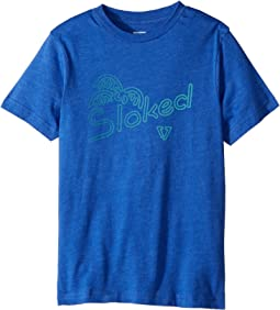 VISSLA Kids - Always Open T-Shirt (Big Kids)