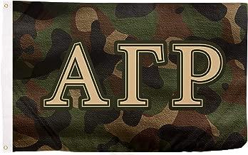 Alpha Gamma Rho Camo Letter Fraternity Flag Banner 3 x 5 Sign Decor agr