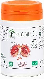 Autobronzant - Bioptimal - Urucum - Complément alimentaire - Autobronzant Bio - Bioptimal - Made in France - Certifié par ...
