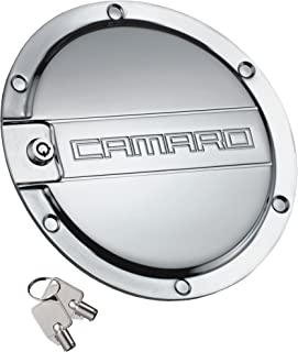 DefenderWorx CC-1006 Chrome Fuel Door