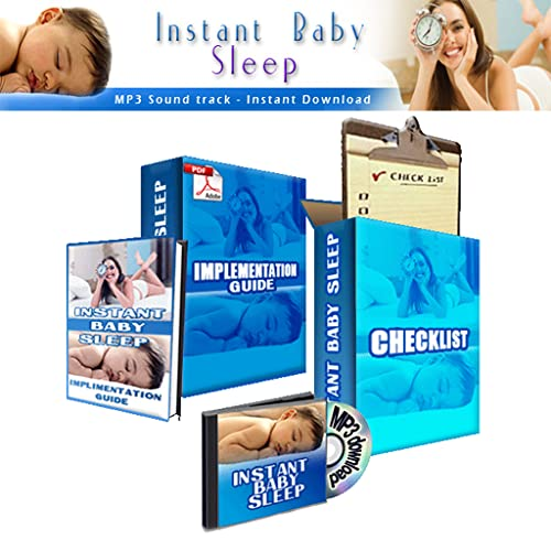 A MP3 Download - Instant Baby Sleep Sound Track