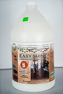 Kemiko Easy Shine 1 Gallon Acrylic Polymer Mop on Wax