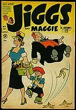 Jiggs and Maggie Comics #22 1953- George McManus- Harvey Comics G/VG