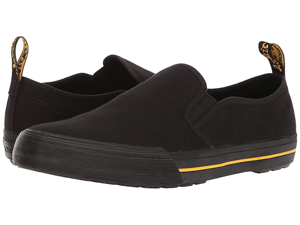 Dr. Martens Toomey (Black Canvas) Men