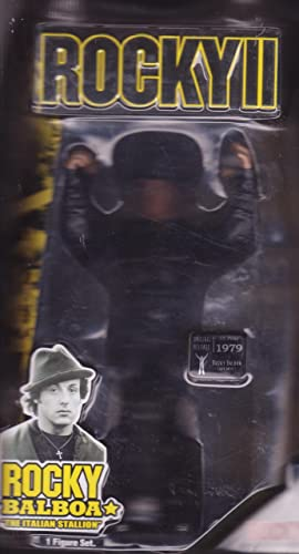 ROCKY IV Sylvester Stallone Boxer Figur 18cm