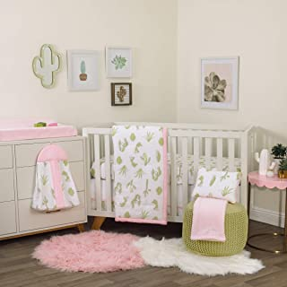 Best pink and green crib bedding sets Reviews