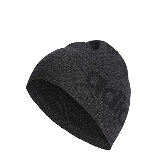 604e9fd280fda adidas Daily Beanie hat  Black Grey