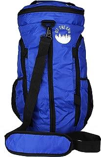 Packable Duffle Bag - Camp 40l Duffel Bag - Foldable Backpack - Large 3way Bag for Women and Men