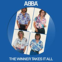 """The Winner Takes It All (7"""" Picture Disc)"""