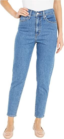 High-Waisted Taper