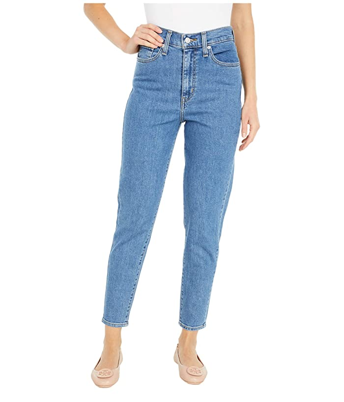 80s Jeans, Pants, Leggings Levisr Womens High-Waisted Taper FYI Womens Jeans $59.99 AT vintagedancer.com