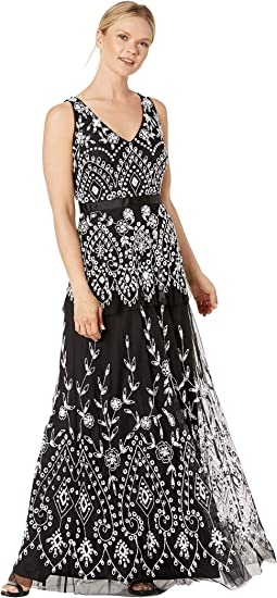72960845d7e1 Women's Adrianna Papell Dresses + FREE SHIPPING | Clothing | Zappos.com