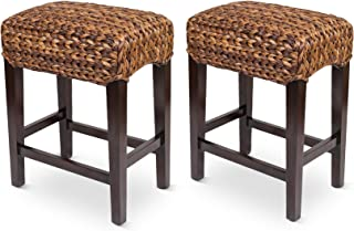 Best seagrass bar stools Reviews