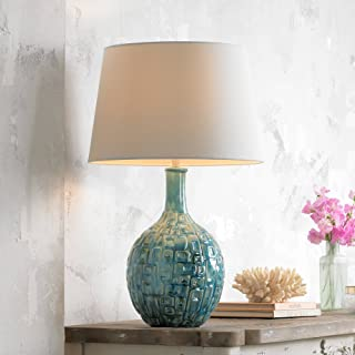 Best double gourd ceramic table lamp Reviews