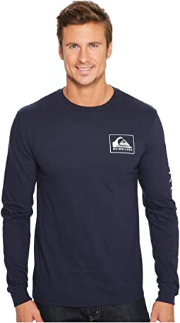 Quiksilver - Hold Down Long Sleeve Tee