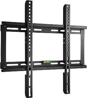 """Paladinz Support TV Mural fixe pour Ecran plat 23"""" - 55"""" (44-140cm) de Télévision LED / LCD / Plasma, VESA 400-400 mm, Cha..."""