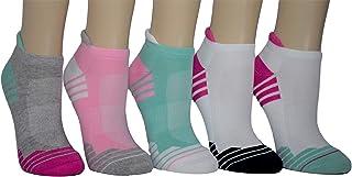 Ladies Ankle Sports Fashion Socks - 5 Pairs