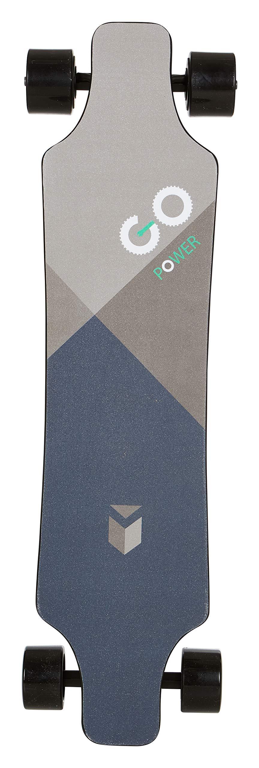 GoPower Boosted Electric Skateboard Eskatesnake