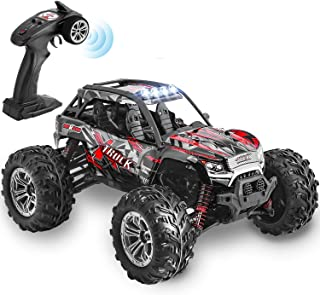 HisHerToy 4WD RC Trucks for Adults IPX4 Waterproof RC Cars High Speed Remote Control Cars 4x4 for Boys Girls 1:16 / 36km/h...