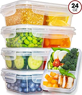 Best plastic divided containers Reviews