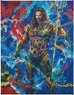 Blend Cota Aquaman 11″ x 14″ Gallery Wrapped Canvas