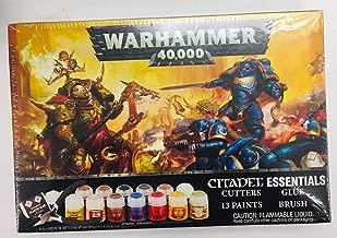 Warhammer Games Workshop 40,000 Citadel Essentials