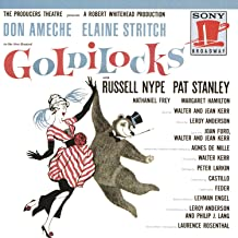 Goldilocks 1958 Original Broadway Cast