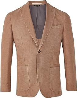 Massimo Dutti Men Slim fit Dyed Cotton Blazer 2005/404