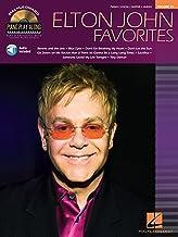 Elton John Favorites Songbook: Piano Play-Along Volume 77