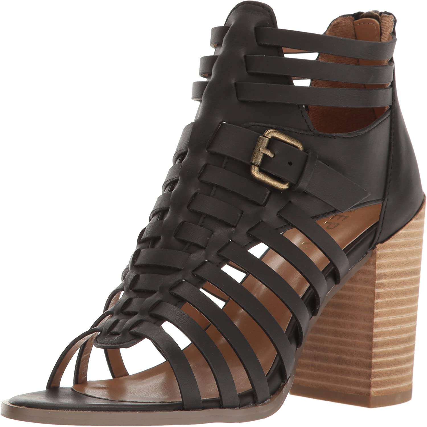 Report Womens Beckett Heeled Sandal