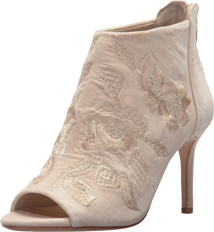 Imagine Vince Camuto Women's Padget Boot, Light Sand, 7 M US