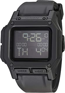Nixon Regulus Men's Water and Shock Resistant Digital...