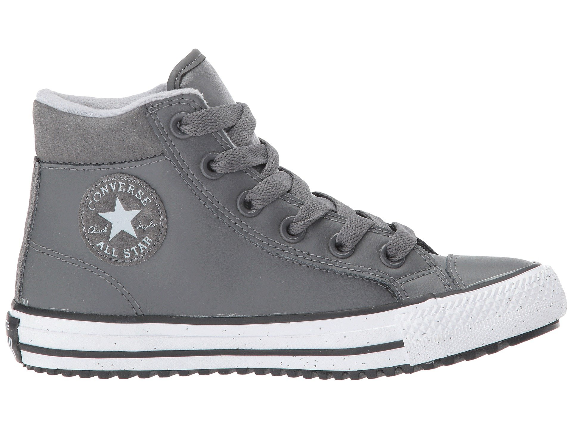 Converse Kids Chuck Taylor All Star Leather Suede Boot Pc