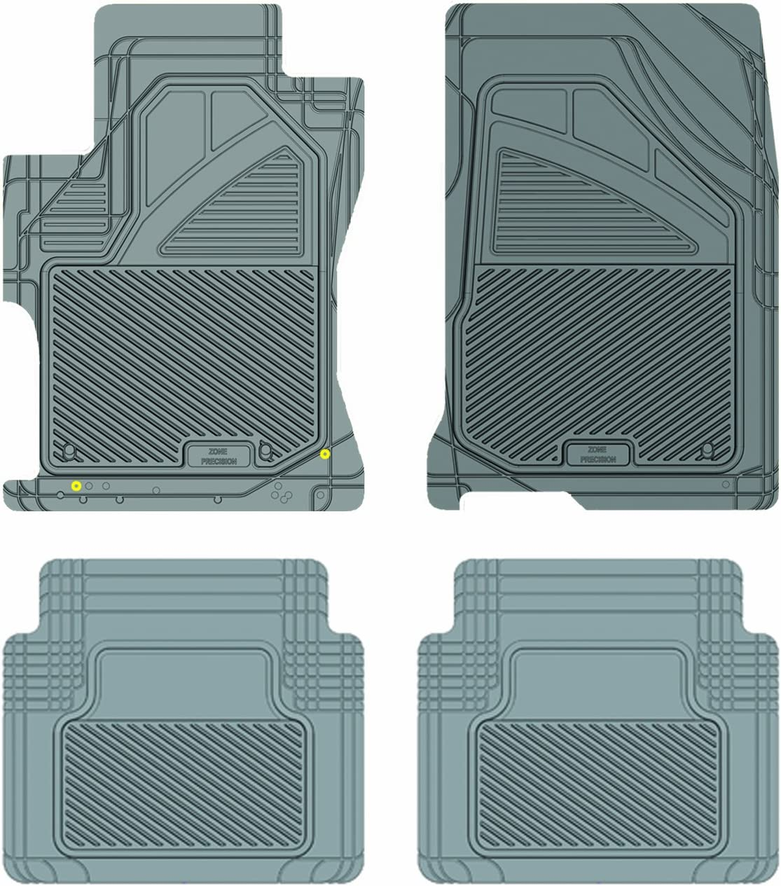 Koolatron Pants Saver Custom Fit 4 Car Weather for Sales results No. 1 All Piece Dealing full price reduction Mat