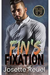 Fin's Fixation: Happily Ever Stalker #4 Kindle Edition