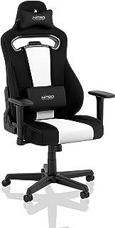 NC-E250-BW(ホワイト) Nitro Concepts E250 ゲーミングチェア