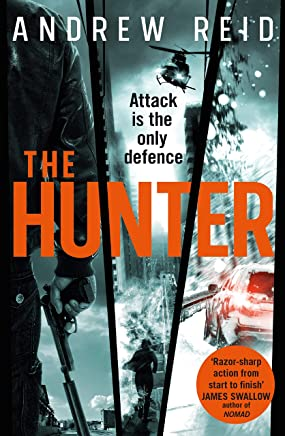 The Hunter: the gripping thriller that should 'should give Lee Child a few sleepless nights'