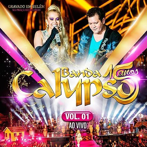 musica doce mel banda calypso